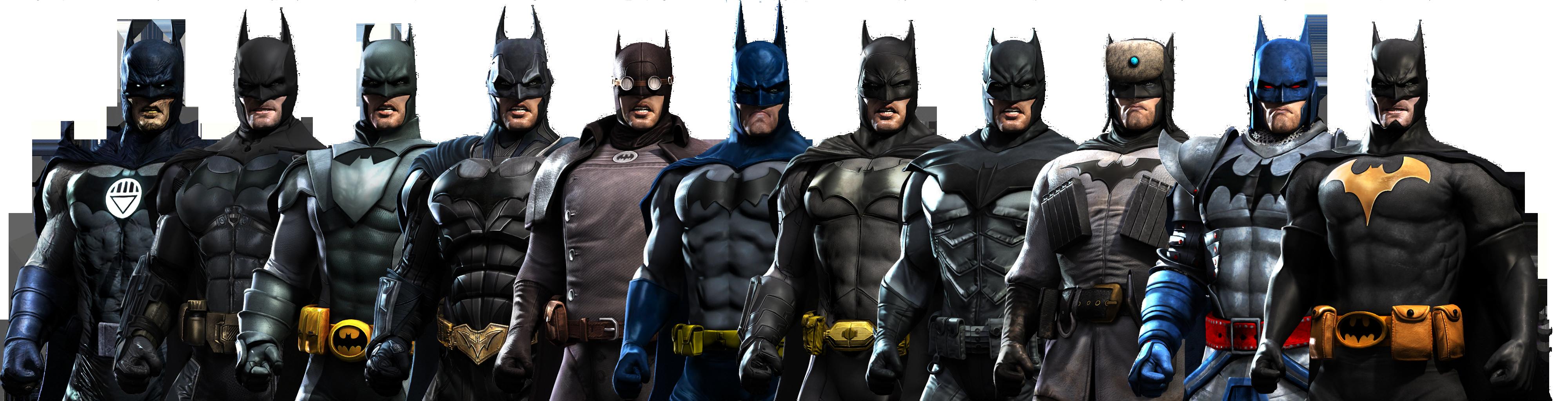 Рисовать бэтмена из игры