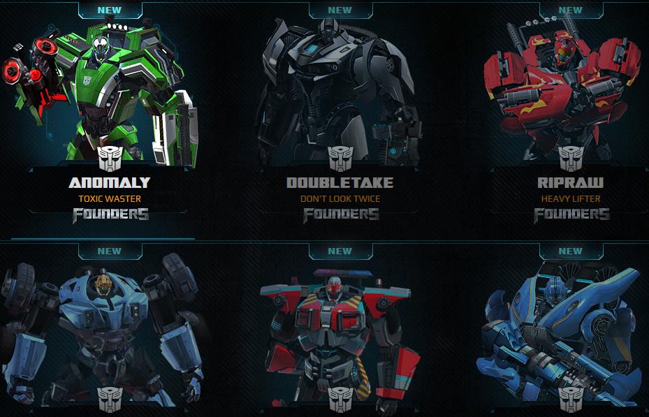 Transformers Universe игра скачать - фото 4