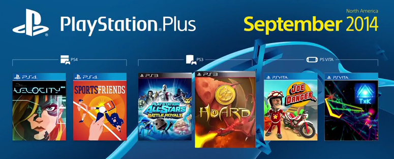 PS Plus Sept