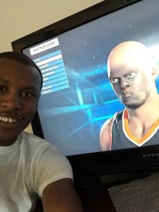 NBA 2K15 Facescan Fails