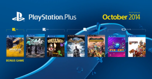 PS Plus Games October 2014