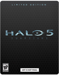 Halo 5 limited
