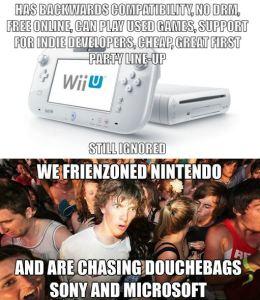 Freind Zoned Nintendo