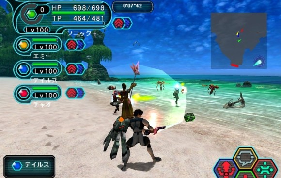 What happened to stuff like Phantasy Star Online for the Gamecube?