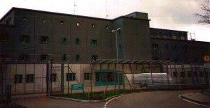 Gefängnis prison in Zürich, Switzerland.