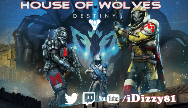 House of Wolves iDizzy81