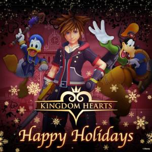 KH happy holidays